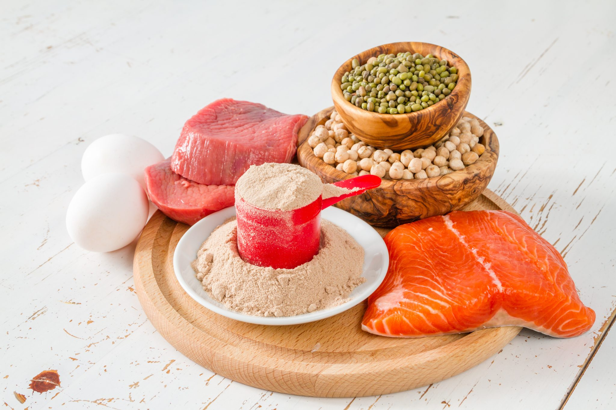 Protein and Immune Function
